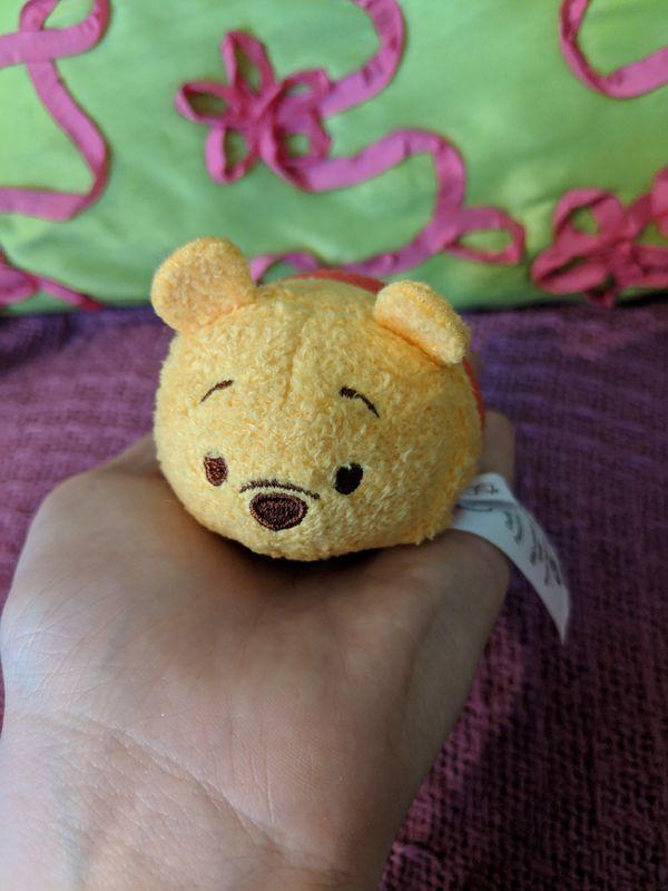 Disney Tsum Tsum Winnie the Pooh Plush Stuffed Toy