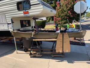 Camper & kayak for Sale in Citrus Heights, CA