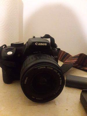 Canon Camera: Eos rebel Xt dslr for Sale in Orlando, FL