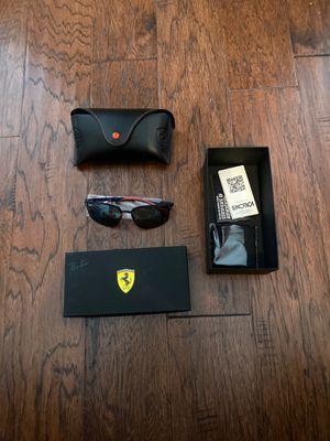 Ray Ban Ferrari Edition Sunglasses for Sale in Collierville, TN