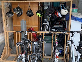 Bike Storage Rack for Sale in Bonney Lake,  WA