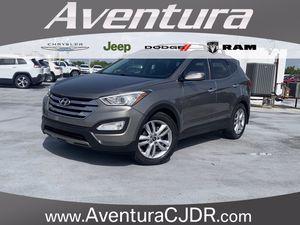 2015 Hyundai Santa Fe Sport for Sale in North Miami Beach, FL