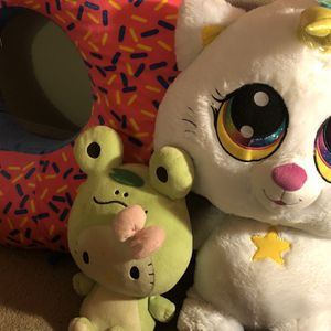 FREE Large Plushies for Sale in Ontario, CA