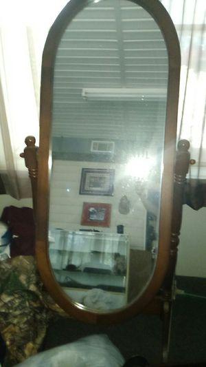 Stand alone mirror for Sale in Vidalia, GA