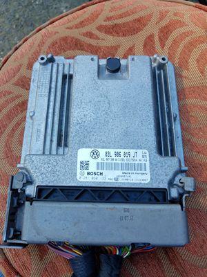 Genuine OEM 2014 vw jetta or golf diesel ecm ecu computer for Sale in Tigard, OR