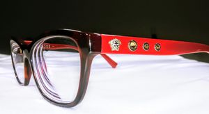 Red versace frames for Sale in Corpus Christi, TX
