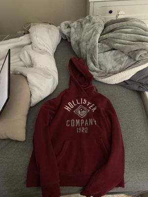Hollister hoodie size M for Sale in Roseville, CA