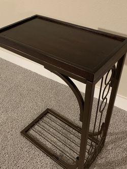 Metal Side Table for Sale in Bellevue,  WA