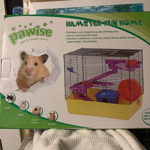 Hamster Cage for Sale in Hayward, CA