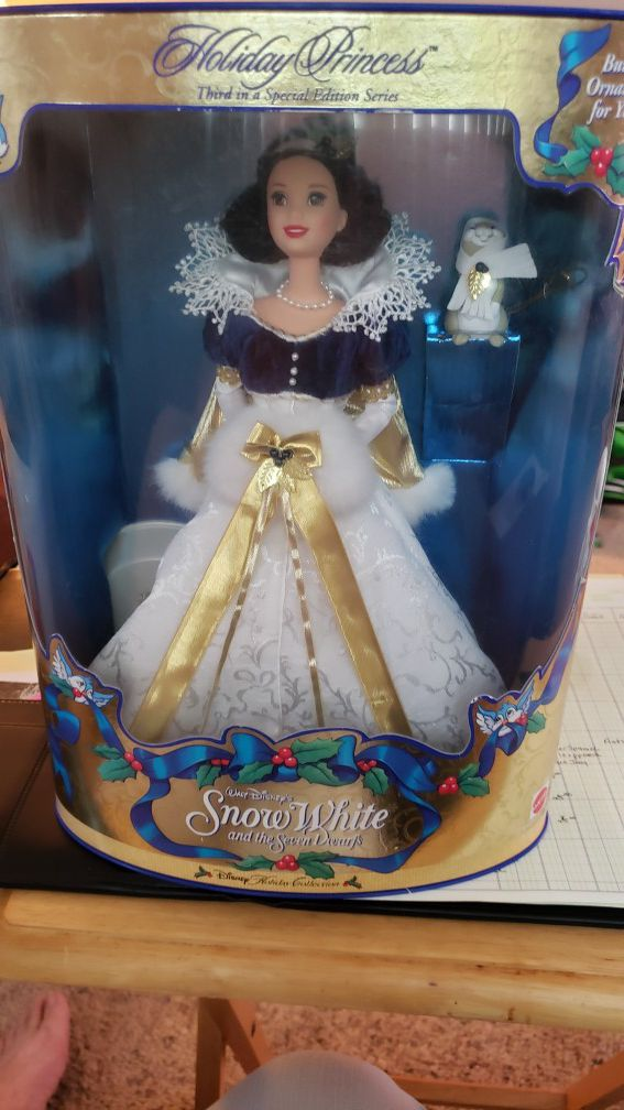 Disney Snow-white 1998 Collectable