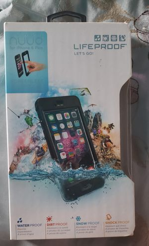 iPhone 6 Plus LIFEPROOF case for Sale in San Diego, CA