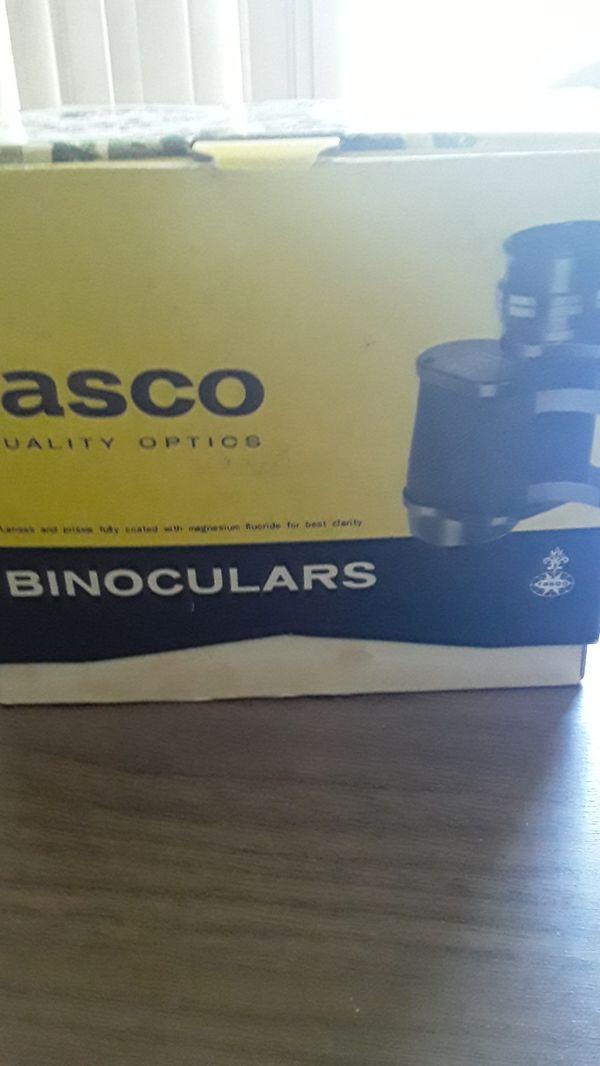Tasco binoculars. 8×30