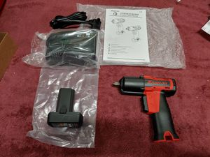 "Snap-on Tools 3/8"" drive 14.4v battery impact and charger set for Sale in Romeoville, IL"
