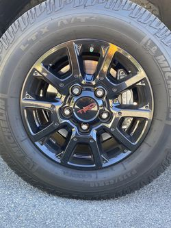"""Toyota Tundra TRD Pro 18"""" Factory Wheels / Tires for Sale in Corona, CA"""