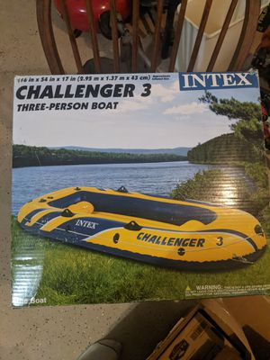 Boat- inflatable for Sale in Stone Mountain, GA