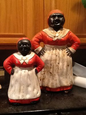 Antique Aunt Jemimah Coin Banks for Sale in San Diego, CA