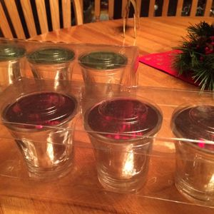 Mercury Candle Holders Set Of 6 for Sale in Lynnfield, MA
