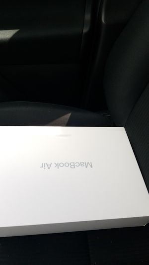 2019 Macbook Air- brand new for Sale in Washington, DC