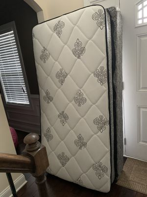 Twin mattress set for Sale in Ayden, NC