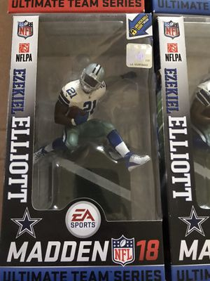 Ezekiel Elliott collectible toy for Sale in Lodi, CA
