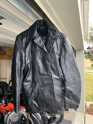 Vintage leather jacket for Sale in Kissimmee, FL