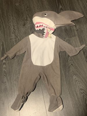Baby Shark Costume for Sale in Los Angeles, CA