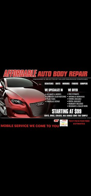 Auto body parts and paint for Sale in Peachtree Corners, GA