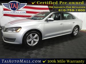 2013 Volkswagen Passat for Sale in Bethlehem, PA