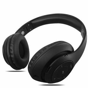Bluetooth Wireless Headphones Stereo Foldable Headsets For iPhone Samsung w/ Mic iOS Android (Black) for Sale in Henderson, NV