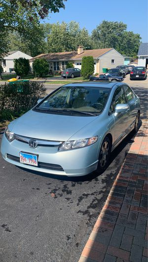 2008 Honda Civic hybrid one owner for Sale in Wheeling, IL