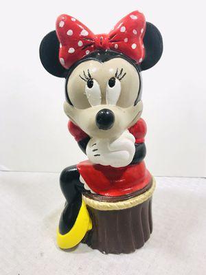 Disney's Minnie Mouse Sittin' Statue Figurine for Sale in Central Falls, RI