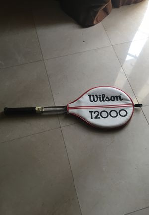 Collectible Tennis Racket for Sale in Miami, FL