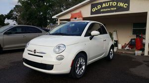 2012 Fiat 500 for Sale in Tampa, FL