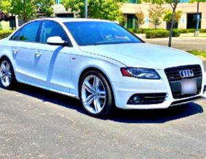 🚭🔑 Audi A4 2012 for Sale in San Diego, CA