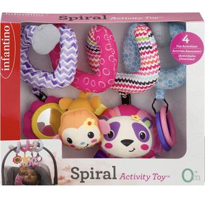 INFANTINO BABY SPIRAL ACTIVITY TOY FOR CARSEAT OR STROLLER NEW! for Sale in Seal Beach, CA