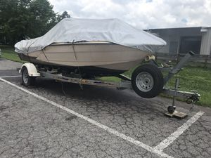 Tidewater Boat Trailer w/ free boat for Sale in Lexington, KY