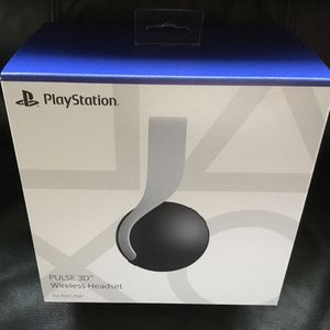 Sony PlayStation Pulse 3D Wireless Gaming Headset for PS5, PS4. New. Sealed. for Sale in Portland, OR