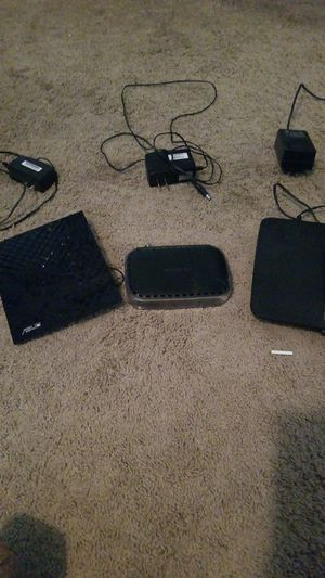 Modem and routers for Sale in Glendale, AZ