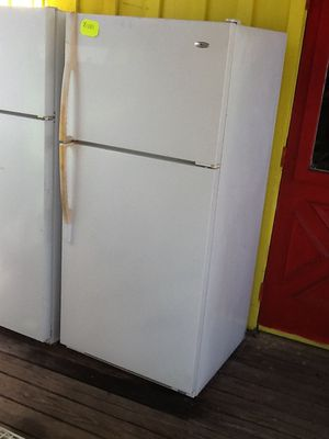 amana refrigerator for Sale in Bradenton, FL