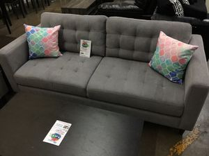 Nice sofa and love seat for Sale in Dallas, TX