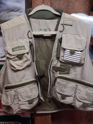 Fishing vest for Sale in Grants Pass, OR