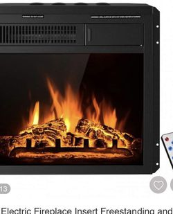 Electric Fireplace for Sale in Phelan,  CA