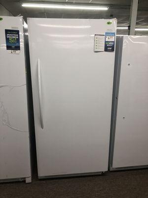 New Frigidaire upright freezer $39 down for Sale in Houston, TX