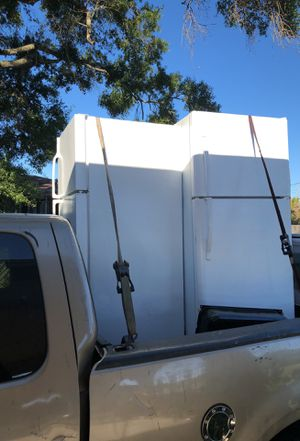 Refrigerator Kenmore 125 each ready for delivery already on the truck for Sale in Tampa, FL