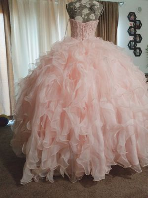 Quinceanera, sweet 16 or prom dress. for Sale in Hillsboro, OR