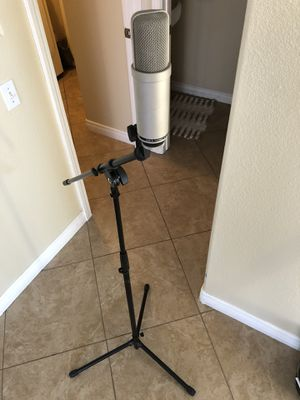RODE NTK STUDIO CONDENSER MICROPHONE (comes with Stand/Chords/Interface) for Sale in North Las Vegas, NV