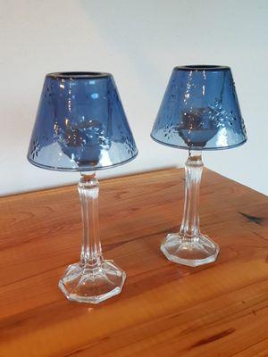 Glass Tea light lamps for Sale in Seattle, WA