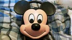 Vintage Mickey Mouse trick or treating basket for Sale in Hillsboro, OR