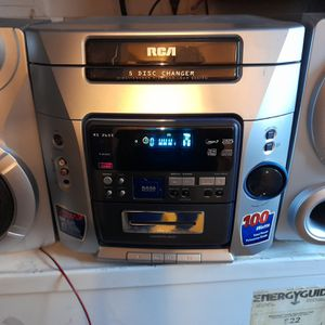 RCA music stereo for Sale in Silver Spring, MD