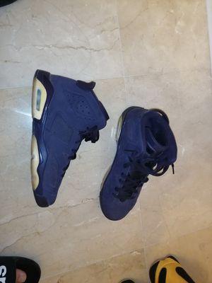 Jordan 6 retro muy poco uso 100%original for Sale in Miami, FL
